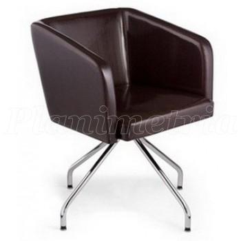 Кресло HELLO 4S chrome V