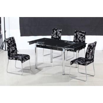 Стол В179-60 black
