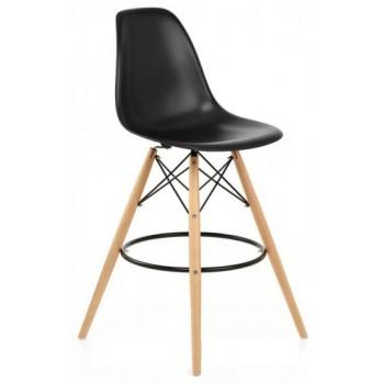 Барный стул Tower wood black