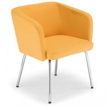 Кресло HELLO 4L chrome ECO