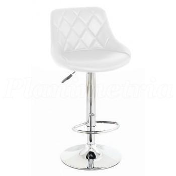 Барный стул HY 372 white PU