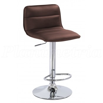 Барный стул HY 369  brown PU