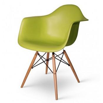 Кресло Paris arm light green
