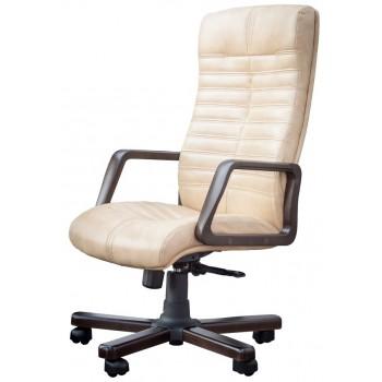 Офисное кресло для руководителя Орион wood