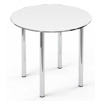 Стеклянный стол R3 RAL