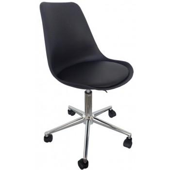 Кресло HY 126P-2 black