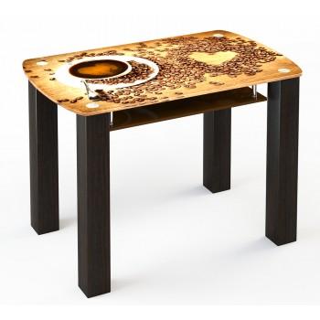 Стеклянный стол SW-17 1200