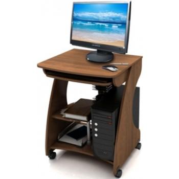 Компьютерный стол ZEUS Davos орех