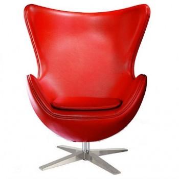 Кресло EG красный