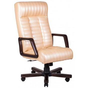 Офисное кресло для руководителя Прованс wood