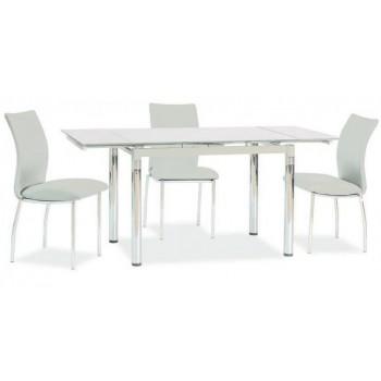 Стол ТВ020 white 120х80