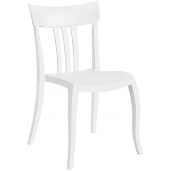 Пластиковый стул Trio-S white