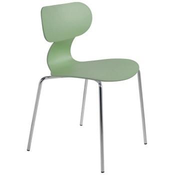 Пластиковый стул Yugo-S green