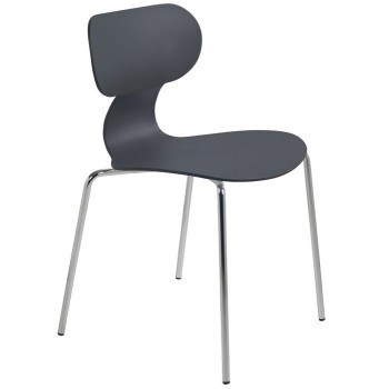 Пластиковый стул Yugo-S anthracite