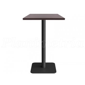 Фото Опора для стола Lotus Square Bar Table Base H-500