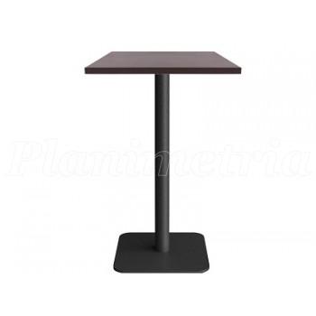 База под столешницу Lotus Square Bar Table Base H-500