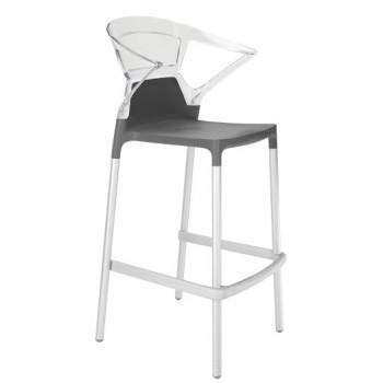 Барный стул Ego-K Bar09 trasparente