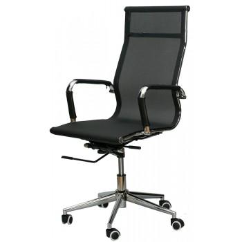 Кресло Solano mesh black