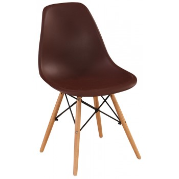 Фото Стул Eames M-05 chocolate (М-05 шоколад)