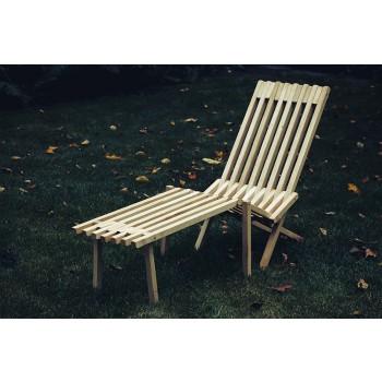 Кресло-шезлонг Chidori armchair