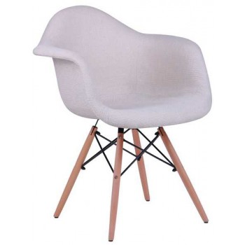 Кресло для дома Saleх FB Wood creme