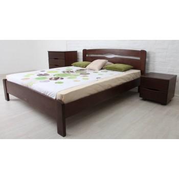 Кровать Каролина без изножья 1600