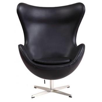Кресло Egg black Cool