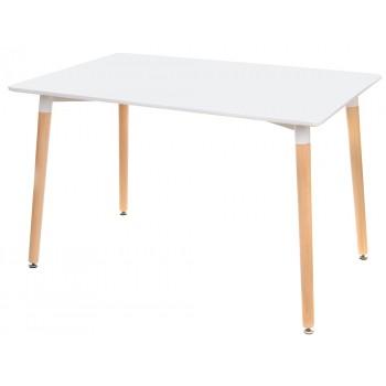 Кухонный стол DT-9017 white 1100х700