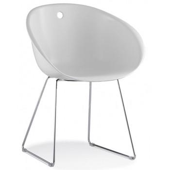 Кресло Gliss white
