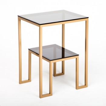 Столик Альмео gold