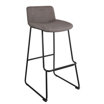 Барный стул Cowboy gray