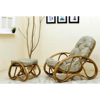 Кресло Set кресло и пуфик