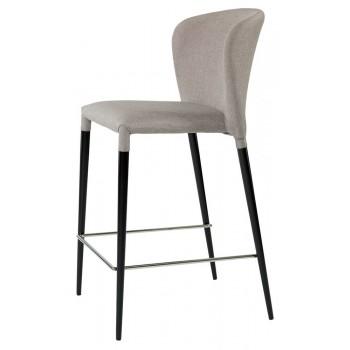 Барный стул TPCS708CFA-K4 light gray