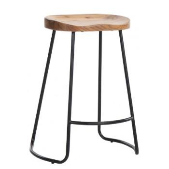Барный стул Heidi wood