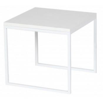 Журнальный стол DROM54-WH/WH