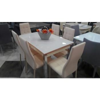 Стол ТВ017 creme