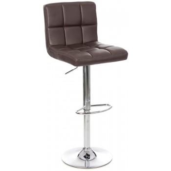 Барный стул HY 356-3 brown PU