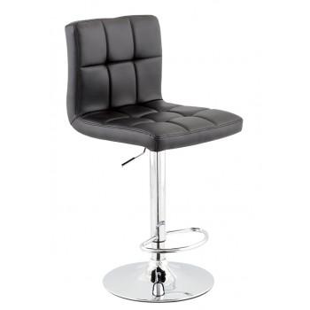Барный стул HY 356-3 black PU