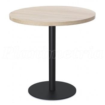 Барный стол Round Low 600 ДСП