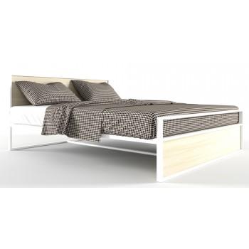 Кровать Cube 1600 white