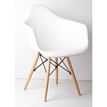Кресло DS-928 white