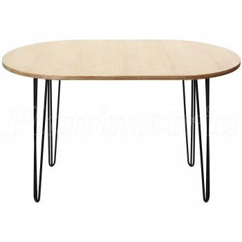 Стол Oval High 900x600 ДСП