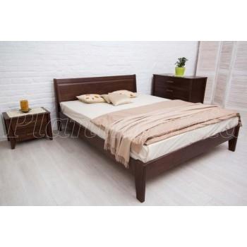 Кровать Сити 1600 без изножья филёнка