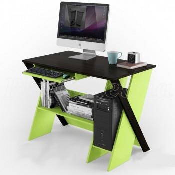 Компьютерный стол Ju-2 venge-green