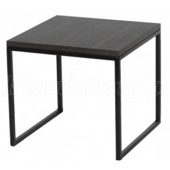 Журнальный стол DROM54-BL/BR