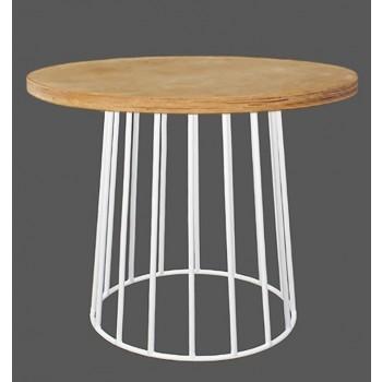 Барный стол Bar Low 900 шпон
