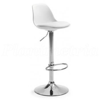 Барный стул Тау Н белый