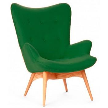 Кресло Флорино зеленое