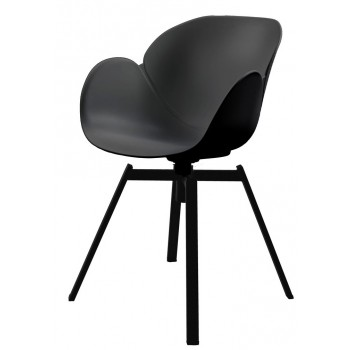 Кресло Spider black