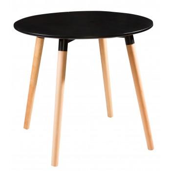 Стол DT-9017 black d800